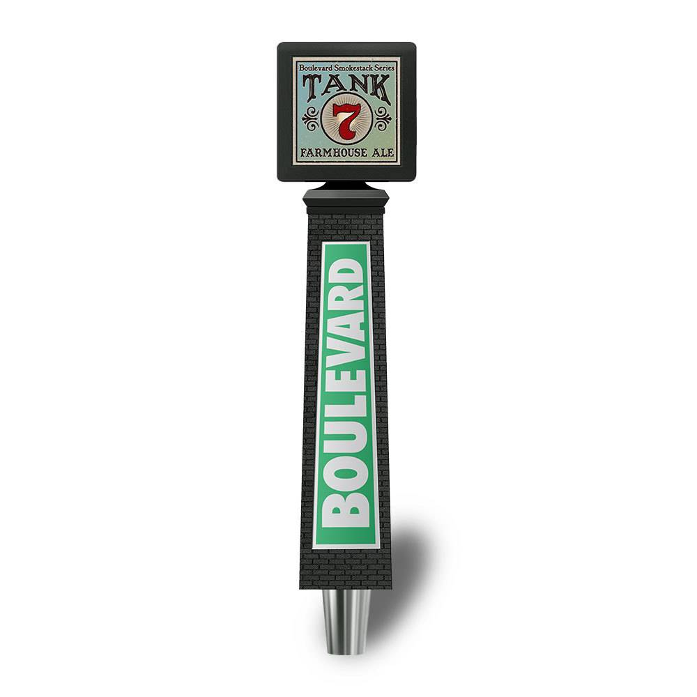 Magnetic Smokestack Tall Tap Handle