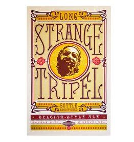 Hammerpress Long Strange Tripel Poster