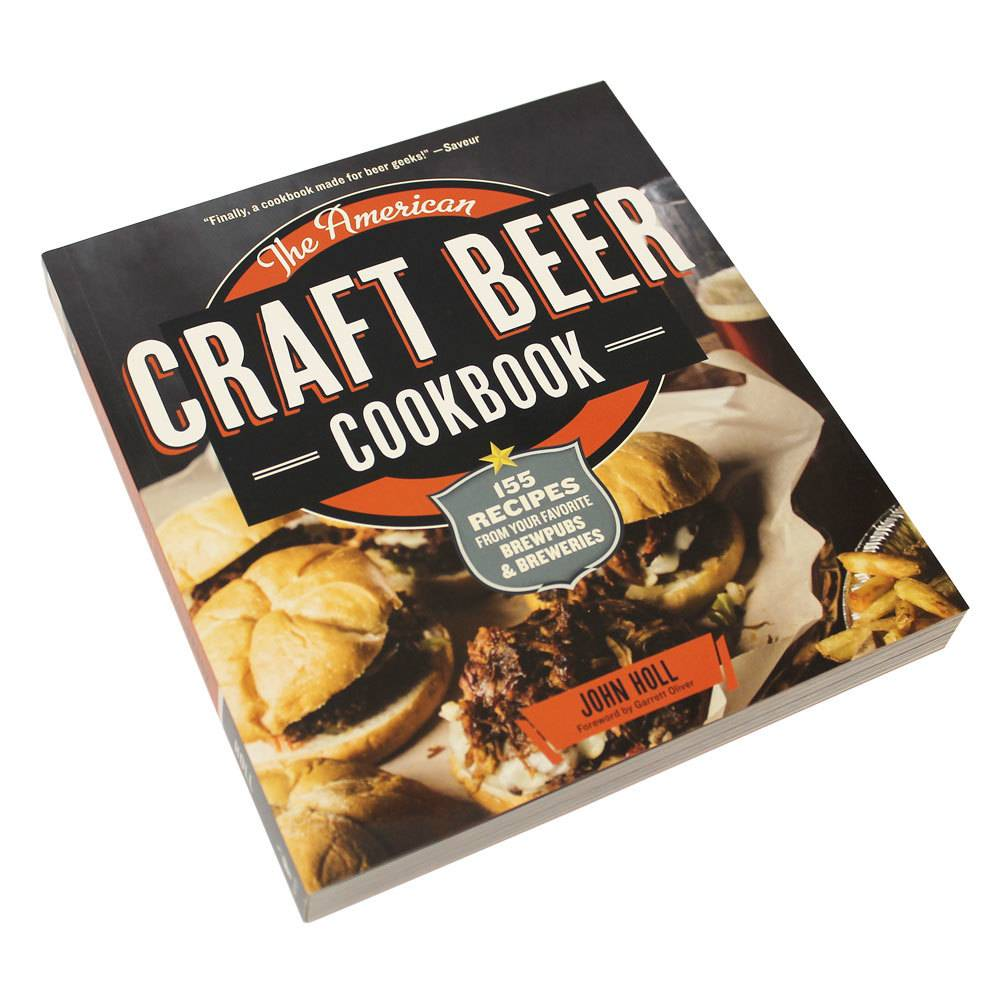 American Craft Beer Cookbook
