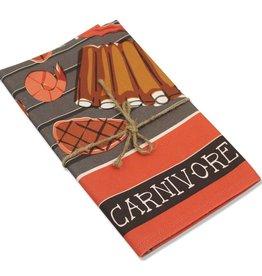 Carnivore Tea Towel