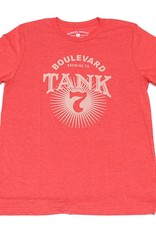 Tank 7 Tee Red