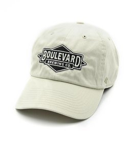 Clean Up Logo Cap - Natural