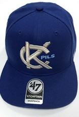 KC Pils Flat Brim Cap