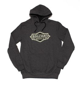 Logo Fleece Hoodie - Heather