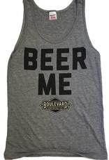 Charlie Hustle Beer Me Tank