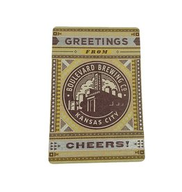 Hammerpress Greetings Postcard