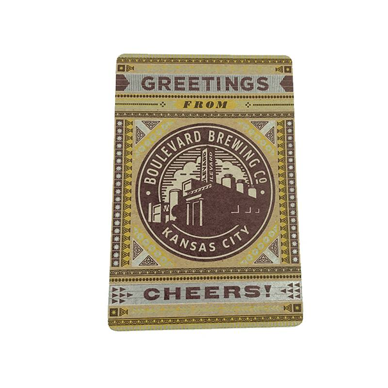 Hammerpress Greetings Postcard