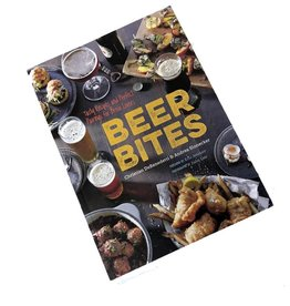Beer Bites: Tasty Recipes Perfect Pairings for Brew Lovers Book