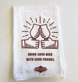 Good Beer Tea Towel