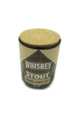 Whiskey Barrel Stout Candle
