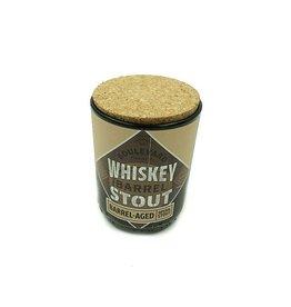Whiskey Barrel Stout Candle