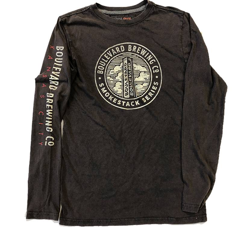 Martin Smokestack Long-Sleeve Tee