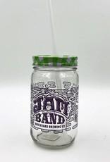 Jam Band Mason Jar