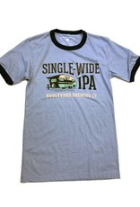 SWIPA Single Wide Ringer Tee