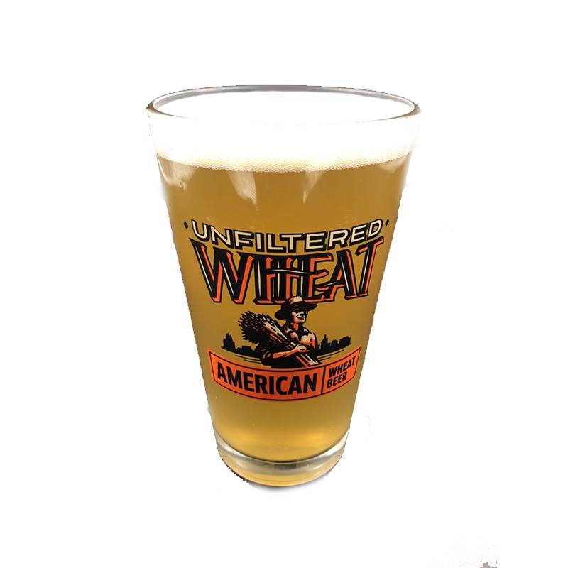 Core Beers Pint Glass Set