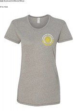Women's Wheat Circle Tee