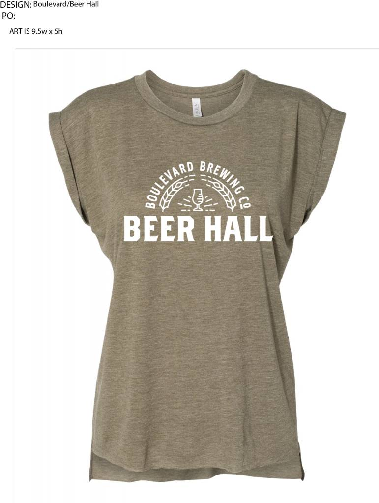 Women's Beer Hall Tee