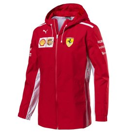 PUMA Puma 762365 01 Ferrari Men's Team Jacket