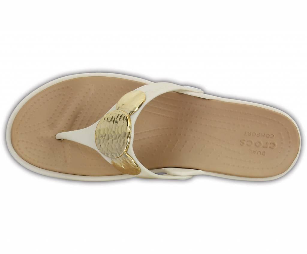 fbb898fd2d35 Crocs sanrah embellished wedge flip womens flip flops jpg 1024x849 Crocs  sanrah
