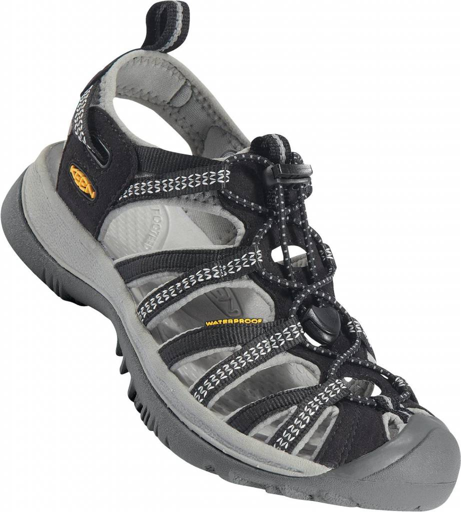 Keen Whisper 1008448 BKEG Women s Sandals - Shoe Flow d883a32d8a7a