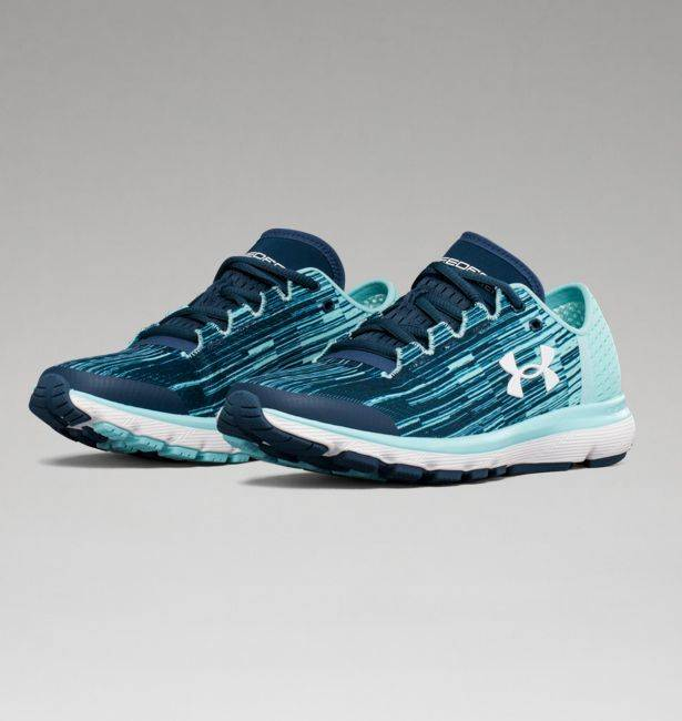 los angeles c2d35 8e5eb UNDER ARMOUR Under Armour SpeedForm Velociti Graphic 1298675 918 Women's  Shoes