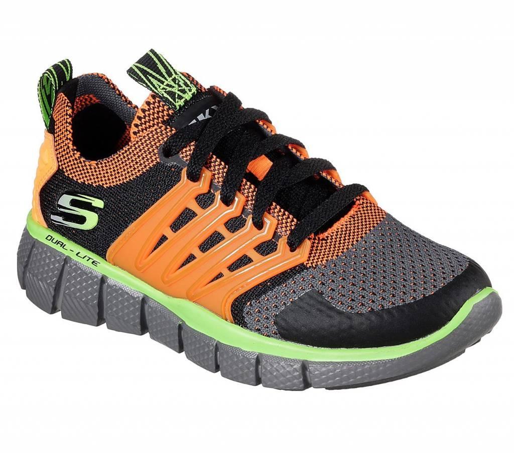 8de7ca459df8 Skechers Equalizer 2.0 97384L BGOR Boys Shoe - Shoe Flow