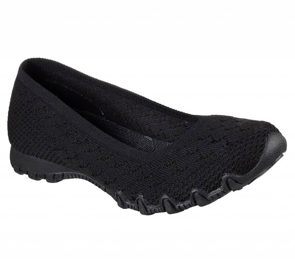ad178947efaa Skechers Relaxed Fit 49453 BLK Women s Shoes - Shoe Flow