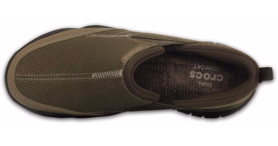 87a87babe53b Crocs Swiftwater Mesh Moc 202548-23J Men s Shoes - Shoe Flow