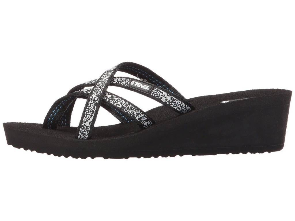 TEVA Teva Mush Mandalyn Wedge Ola 2 1000099 FBWH Women s Sandals ... 6ec1705fbffa