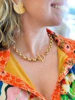 Mary Garrett Rolo Chain Necklace