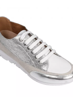 PINDIERE Emilie Karston Metallic Sneaker
