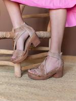 ANTELOPE Antelope Leather Sandal
