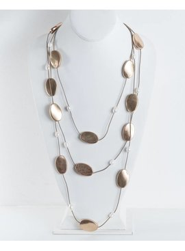 A Touch of Style Necklace N2934-Necklace/Multi