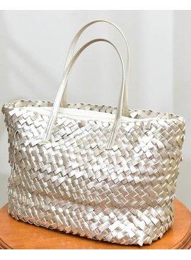 Inzi Handbag U7247-Gold/SilverHandbag