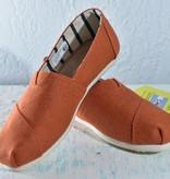 Toms Womens Shoes 10012635-WmClassicSunsetHeritageCanvas