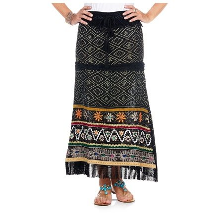 Ruby Ya Ya Skirt Canasta Skirt