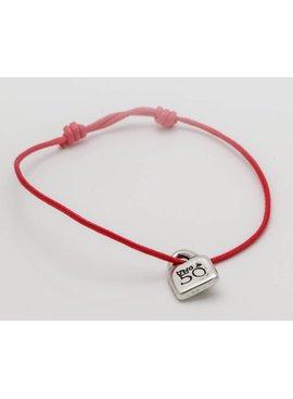 Uno de 50 Red Bracelet - Uno de 50