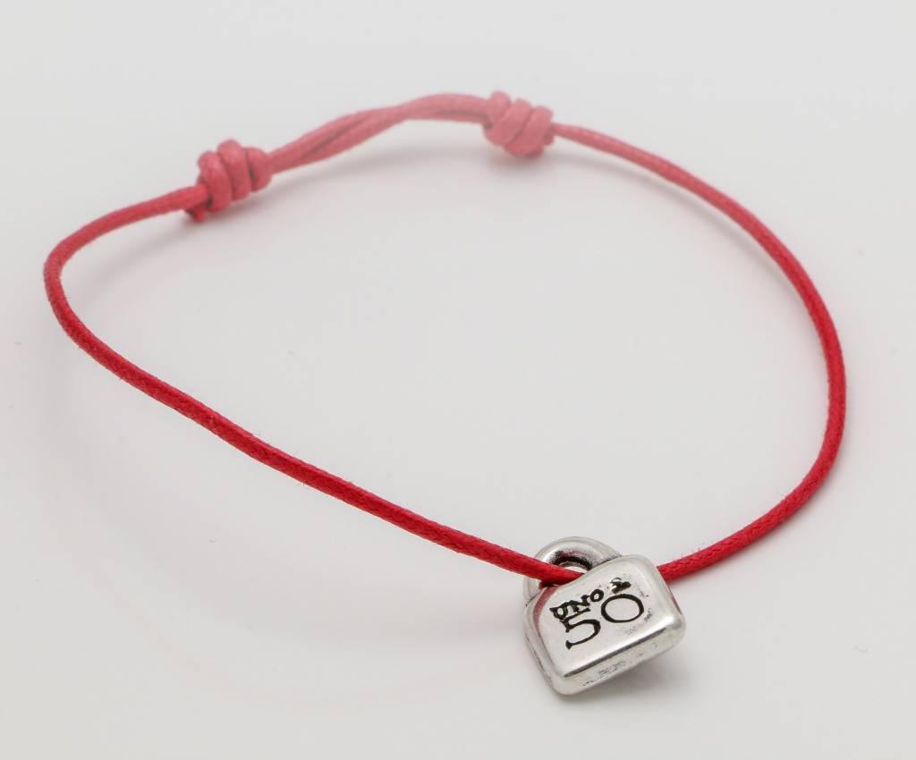 Uno de 50 Red Bracelet - Uno de 50 MKTP00000414