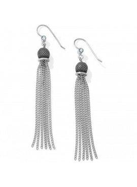 Brighton Earrings Salma Tassel French Wire Earrings