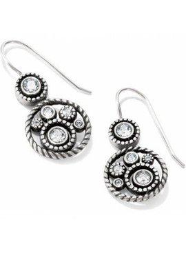 Brighton Earrings Halo French Wire Earrings