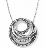 Neptune's Rings Short Necklace-JL4152