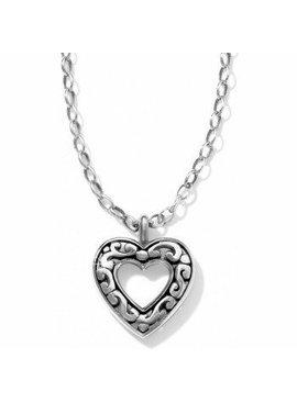 Brighton Necklace Contempo Love Necklace