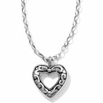 Contempo Love Necklace-JL4820