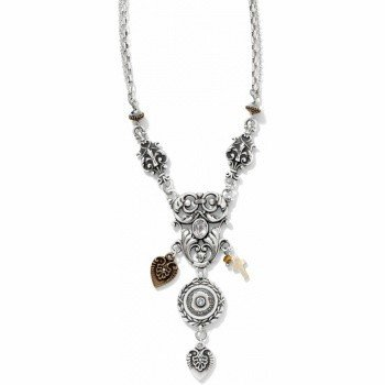 Cathedral Necklace-JL4923