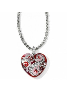 Bella Love Heart Necklace