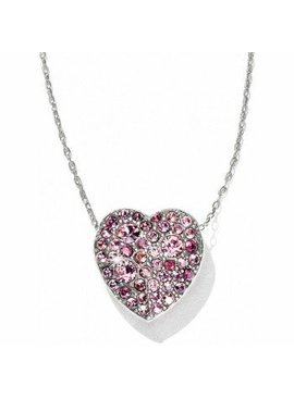 Brighton Necklace Anatolia Reversible Heart Necklace