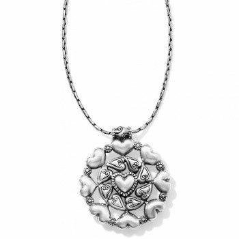 Love Mandala Reversible Short Necklace-JL5080
