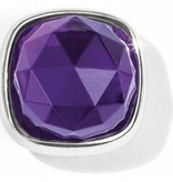 Color Clique Gem Faceted Stone-J50697