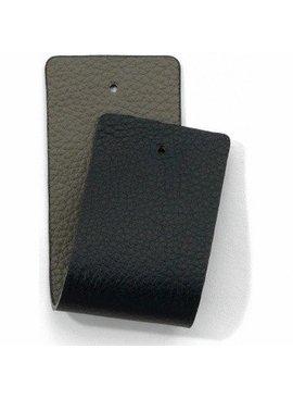 Christo Cuff Narrow Leather Strip