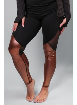 Rose Gold Legging